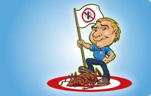 Gunakan anti rayap yang bagus untuk membasmi organisme ini.