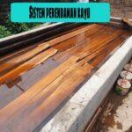 Perendaman kayu. Sumber Siplah Blibli