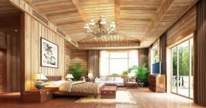 Efek kayu bagi kesehatan mampu turunkan stress.