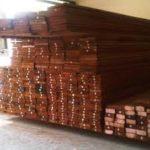 penyimpanan kayu