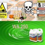 Teknik Memutihkan Kayu Tanpa H2O2