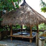 gazebo bambu Pinterest